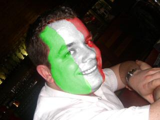 I AM TEH ITALY MAN